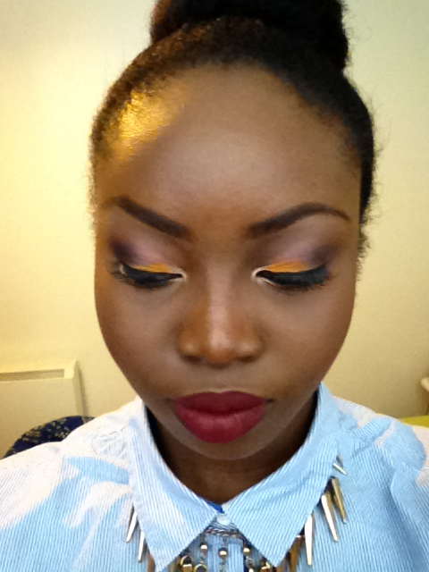 Make up by Demure-Mode!