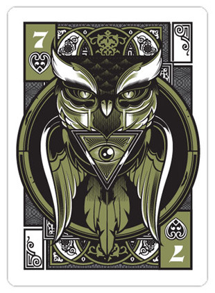 Playing Cards by Hydro74. So many good designs in this series it's amazing!