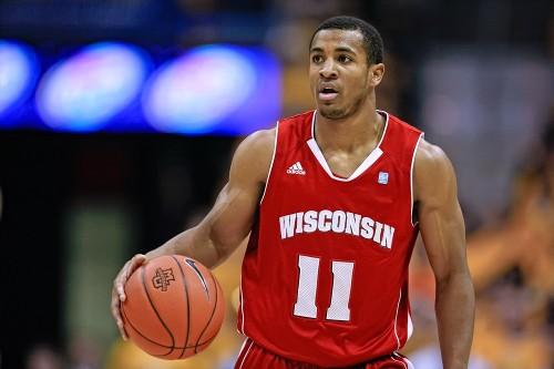 Wisconsin&#8217s Jordan Taylor!