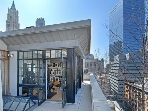 New York Tribeca penthouse again