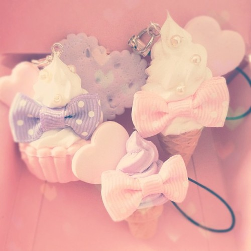 little-twin-stars:  *Sweets* from Kawaii Factory〜♡