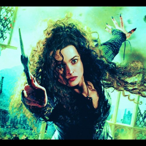 Bellatrix, epicness (Taken with instagram)