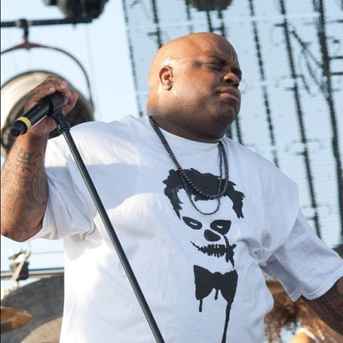 Cee Lo Green, Coachella 20117 (Taken with instagram)