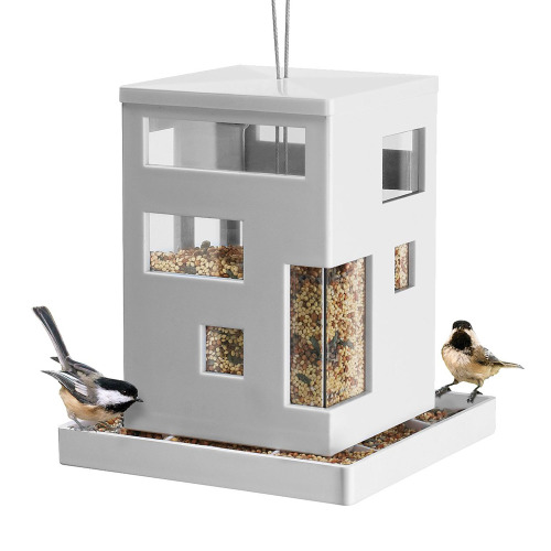 "beconinriot:  Teddy Luong via Umbra ""Bird Cafe Feeder"""