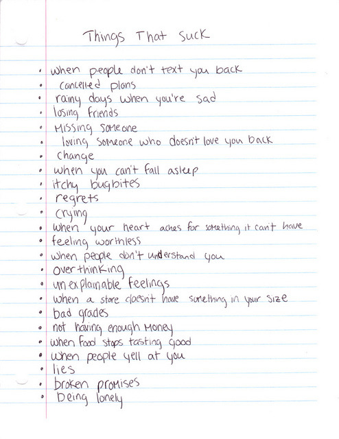 definetely everything i hate, plus a couple of extra things..