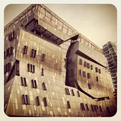 Cooper Union (Taken with instagram)