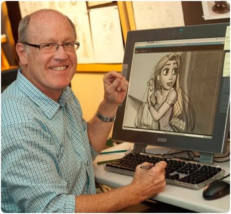 animationtidbits:  As of today, after nearly 38 years, Glen Keane, has left Disney.  March 23, 2012 Dear Colleagues and Friends of the Walt Disney Animation Studio, After long and thoughtful consideration, I have decided to leave Disney Animation. I am convinced that animation really is the ultimate art form of our time with endless new territories to explore. I can't resist it's siren call to step out and discover them. Disney has been my artistic home since September 9,1974. I owe so much to those great animators who mentored me—Eric Larson, Frank Thomas and Ollie Johnston—as well as to the many other wonderful people at Disney whom I have been fortunate to work with in the past nearly 38 years. Over these four decades I have seen so many changes, but the one thing that remains the same is that we all do this because we love it. I am humbled and deeply honored to have worked side by side so many artists, producers and directors during my career here at Disney, and I am tremendously proud of the films which together we have created. I will deeply miss working with you. With my most sincere and heartfelt good wishes for your and Disney's continued artistic growth and success, Glen