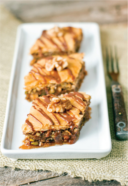 Baklava the sweetest sweets