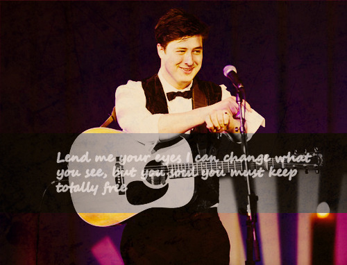 Marcus Mumford, my edition, original version from HERE.