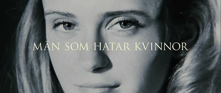 Movie Tittle of Man Som Hatar Kvinnor. The alternative Tittle that can be done - Swedish version - 2009