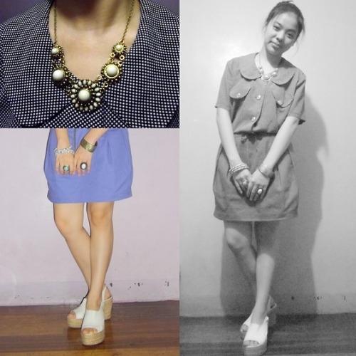 Sunday's Best (by Phylicia P.) Spotted wearing F-STOP! Thank you so much :)