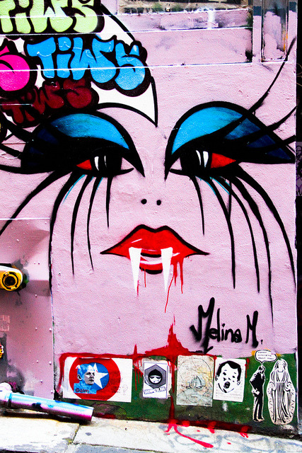 Melbourne Graffiti_1312.jpg on Flickr. Melbourne Graffiti - City Streets