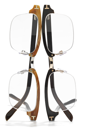 Tom Ford Special Edition Eyewear | via GQ | tomford.com
