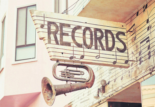 Records by JoyHey on Flickr.