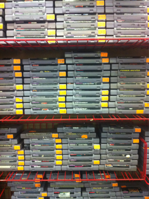All the NES