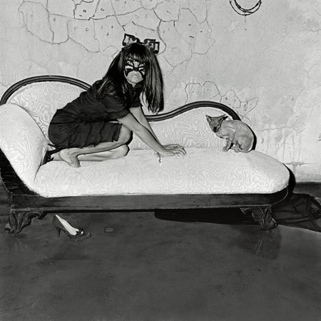 Roger Ballen, Resemblance, From The Selma Blair Witch Project: Fall's Dark Silhouettes Have a Way of Creeping Up on You, 2005