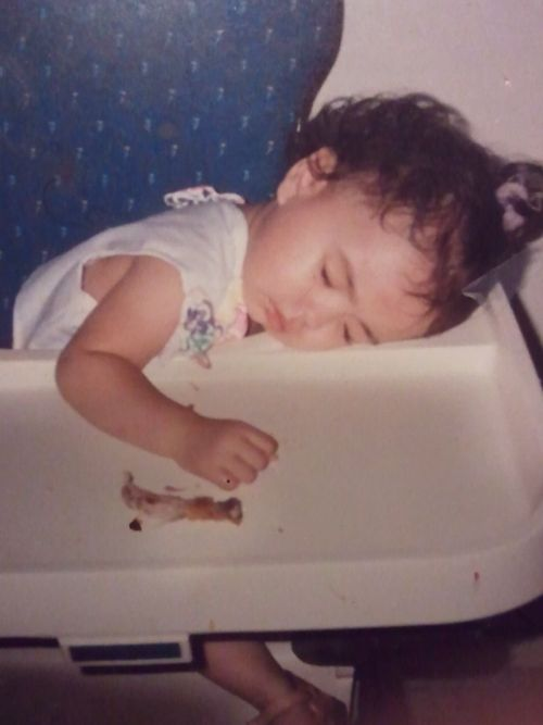 I was soo Cute as a Baby!! Me, Alejandra Munoz.
