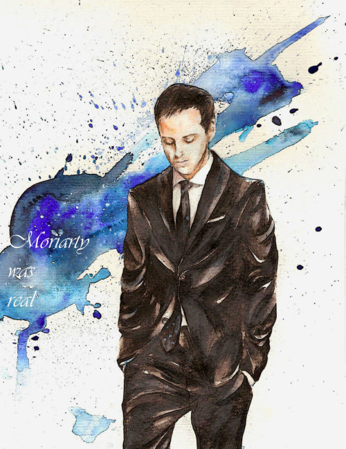 moriarty was real by *goia91