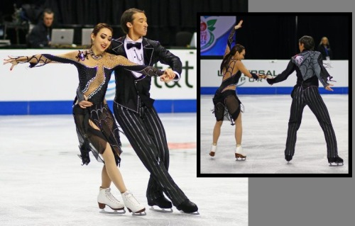 Cathy Reed and Chris Reed skating to the Addams Family soundtrack at the 2010 Skate America. Photos by trilby23. Source: http://www.pbase.com/trilby23/2010_sa_short_dance_saturday_20101113&page=2