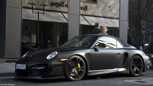 automotivated:  Porsche 911 Techart GTStreet R (by Martijn M.)