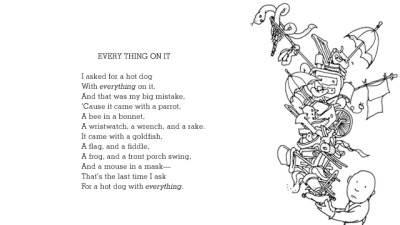 Everything on It by Shel Silverstein