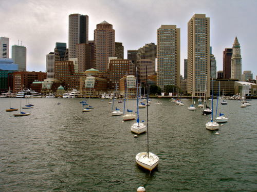 urbanthesia:  Boston, MA by Mr. Kaya on Flickr.