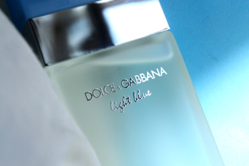 photobymirami:  Dolce&Gabbaba. Light Blue   pastel and sweets on your dash x  i want this so bad
