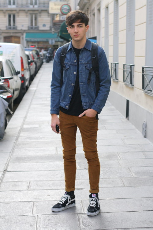 lookbookdotnu:  PARIS STREET STYLE (by Jordan Henrion)  Must recreate this look for myself.