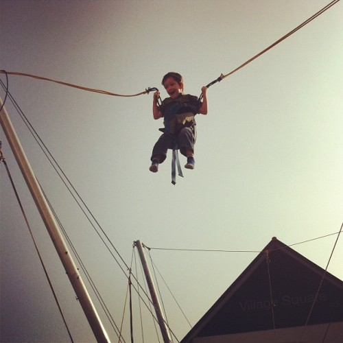 Bungeeeeeee (Taken with instagram)