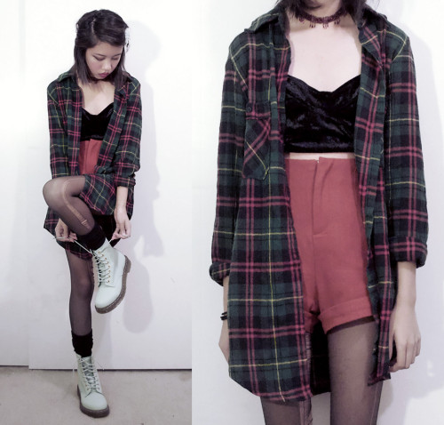 givemefashion-or-givemedeath:  Sierra | 14 Yr Old | http://spinae.blogspot.com