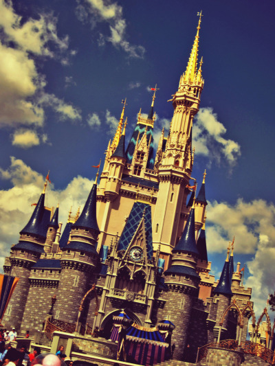 twincitygirl:  Magic Kingdom