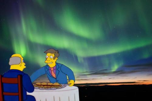 blackchristopherwalken:  Steamed hams?!