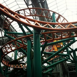 Taken with Instagram at Nickelodeon Universe