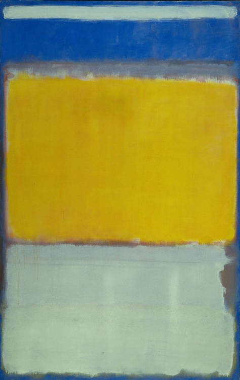 Mark Rothko. No 10. oil on canvas. 1950.