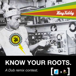 "@FREAKSTEP & @thcintl PRESENT: ""KNOW YOUR ROOTS"" remix competition… ok folks this one goes out to all ya'll grinding and sending me tracks all day asking to be on the freak beat,  well here is your chance PRODUCERS this contest is for you! Participants are asked to make an unique dope dubstep (flexible on genre) remix using a sample or sounds from old a classic vintage Reggae record.Winners will receive:+ Placement and promotion of winning remix on the freak beat + Swag Bag from The Honorary Citizen steps to win: 1.To enter: Follow and metion THC on twitter: @thcintl using #RootsRemix 2.upload your track's to soundcloud and share them on twitter  with @thcintl #rootsremix in the tweet 3.if you cannot use soundcloud use hulkshare or mediafire you MUST have twitter for this contest or use a friends! Winners will be chosen by Freakstep and 3 of Atlanta's top Vintage Reggae Selectors PRODUCERS: to give you an idea of what samples we are looking for check out some of these artists / record labels : Trojan, Studio One, Treasure Isle, King Jammy we want old school reggae samples mixed with modern dubstep. check out these videos below and make your track —- tweet it and WIN BIG - deadline for entry: 4/20/2012 to check out some of the stuff you will win have a look CLICK HERE at The Honorary Citizen's website. www.thehonorarycitizen.com"