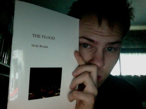 "I finished Molly Brodak's The Flood today—a chapbook of poems from Coconut Books that I received from Brodak while I was in Chicago for AWP. Her ekphrastic poems respond to Uccello paintings and resources like Franco & Stephano Borsi's Paolo Uccello (Abrams, 1994) and Jean-Louis Schefer essays from The Enigmatic Body (Cambridge, 1995) are credited as ""research for this chapbook."" I'm becoming increasingly more fond of this idea of associating creative product with research. I'm not saying that it's imperative that all creative works come with their own bibliography, but in terms of academia there are a lot of people who disregard the possibility that poetry can be more than a 'creative process.' This is why I recently reviewed Michelle Disler's Bond, James and why I'm so attracted to achievements like that of the poetry in Colin C. Post's Aleph in the Cellar—an Open Thread chapbook from 2009 that explored the aleph (a mathematical term signifying multiple infinities). In The Flood, Brodak's poems brilliantly utilize and extend beyond their source material. They dream. They confront. We dislocate,as if right up next to the dying man.You are already late to this image.The ""you"" in Brodak's poems scratches at us like time—dilemma-busy and troubling. As the use of ""you"" interpellates readers, we find ourselves questioning the ways in which we perceive a work of art. When 'is' the painting finished? Brodak's imagery and musings are neither obtrusive or elucidating. The Flood poses readers to challenge mediums before accepting them as truth or finite. You can read poem excerpts from The Flood [here] and [here]."