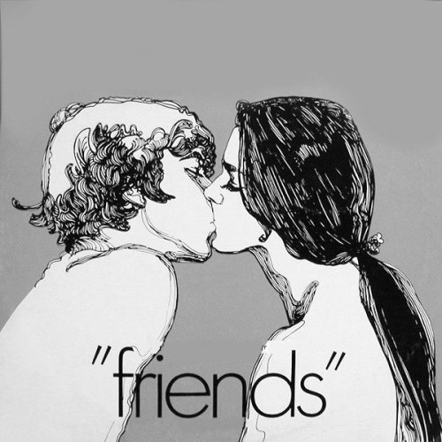 "completeopenbook:  hypnotizedyouth:  just ""friends""  my life."