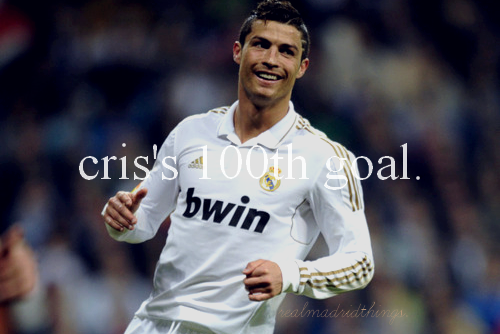 Real Madrid Things — #96 Cris's 100th Goal.
