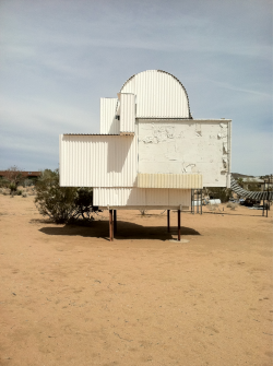subtilitas:  Noah Purifoy in Joshua Tree