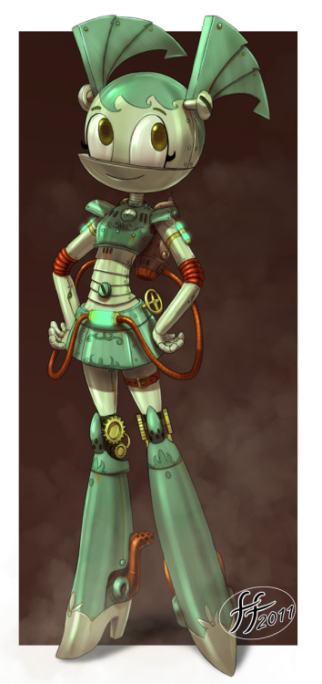 back—in-the-atm0sphere:  XJ-SteamPunk by *14-bis