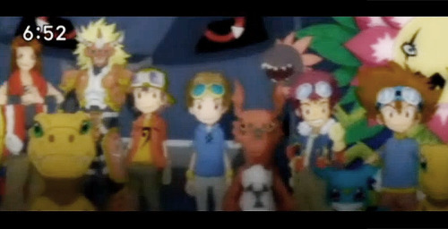 Sorry for the crap quality. Also. Not sure how Takuya and Agunimon are in the same frame. :P