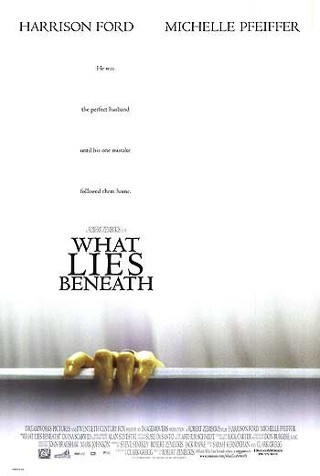 "I am watching What Lies Beneath                   ""That was pretty creepy. ""                                            13 others are also watching                       What Lies Beneath on GetGlue.com"