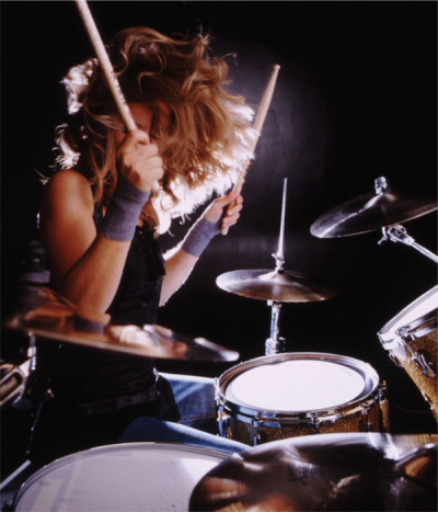 chicks-with-sticks:  Torry Castellano - The Donnas