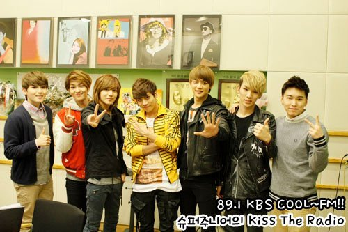 120325 Sukira Official Update #DJMinWook (4) & SHINee