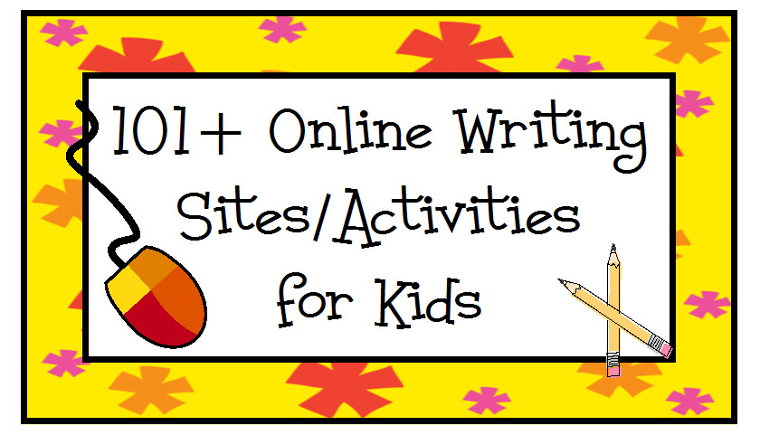 "My   Write On! for Kids LiveBinder now includes 100+ online writing sites/activities for students. #elemchat #spedchat #literacy #edtech #writing No matter what type of online writing activity you are looking for you are sure to find something neat to use in this binder. Browse throught it. I promise you won't be sorry. You will find  Online Book Creators Newspaper Templates Magazine Creators Poetry Creators Digital Storytelling  Online Teleprompters Story Creators Comic Creators Brochure, Newsletter Creators Story Starters Writing Quickies Writing Helpers (dictionary, thesaurus etc.) Graphic Organizers ….and so much more! Below is just one of the neat sites included in this binder.  Picture a Story is a neat writing interactive from The Delaware Museum where students create a picture using art from the museum, then write about it and record their story online. There are six genres to choose from. Students are then provided with characters, backgrounds, and objects to complete their picture.  Once the picture is assembled it is time to write the story in the box provided. A short story starter is provided but does not have to be used. Next the story can be recorded. If you do not have a microphone you can still create a story. Stories can be shared via email. Included in  Write On! for Kids under the tab ""More Ways to Write Online""."