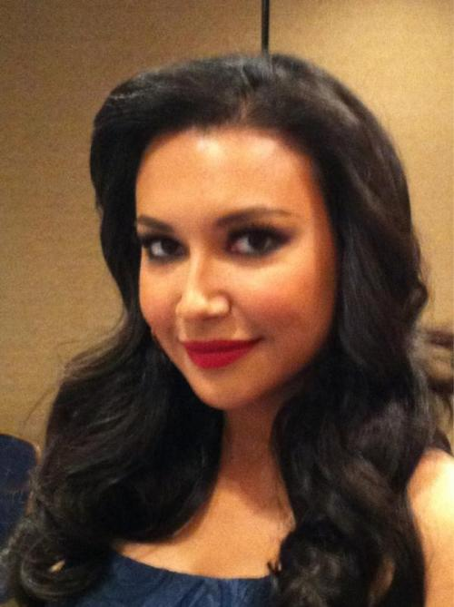 aussienayanews:  Second look for Naya for the night.