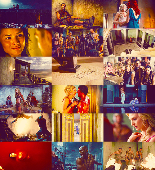 Spartacus: Vengeance | 2x09: Monsters
