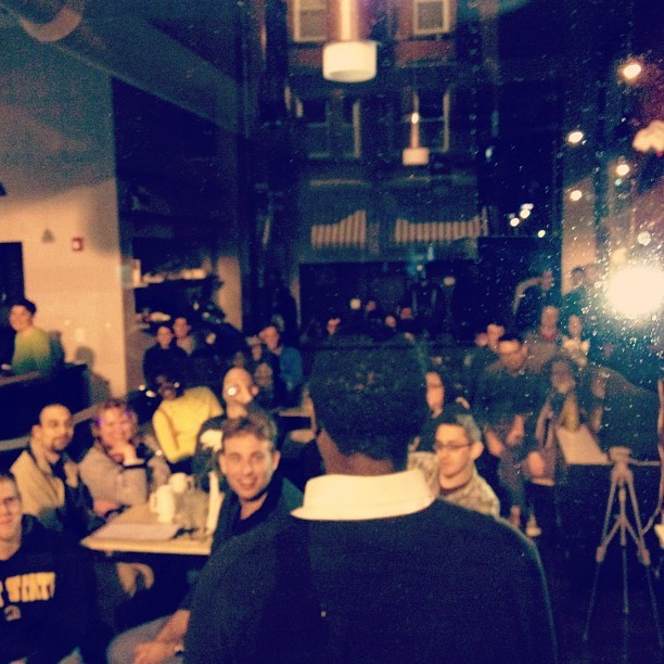 BEST OF CLEVELAND @pattersoncomedy (Taken with instagram)