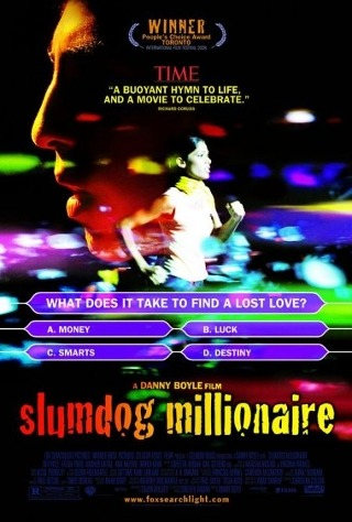 "I am watching Slumdog Millionaire                   ""en el ISAT""                                Check-in to               Slumdog Millionaire on GetGlue.com"
