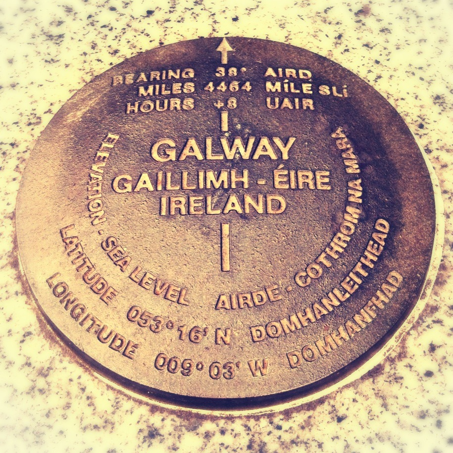 101/365 - 03.22.2012 - 'Our Sister Galway' Photo: Zachary Brown - 2012 - iPhone 4 w/ FX Photo Studio & Pixlromatic This work is licensed under a Creative Commons Attribution-NonCommercial-NoDerivs 3.0 Unported License.